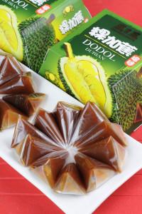 Durian Dodol | (榴莲粿加蕉)