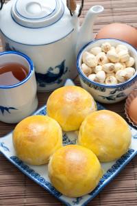 Century Egg Tart | (皮蛋酥)