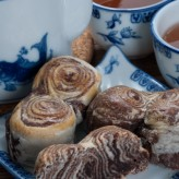 Red Bean Roll   (豆沙卷)