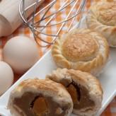Salted Egg Tart   (咸蛋酥)